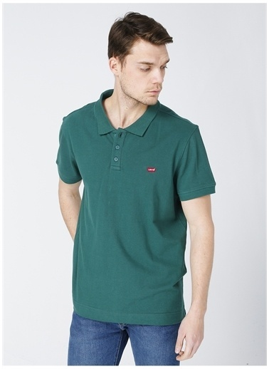 Levi's® Levis Polo T-Shirt Yeşil